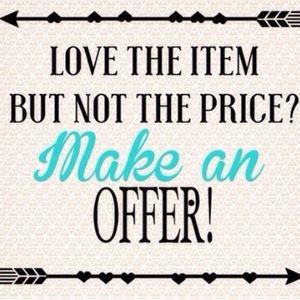 Price Negotiable
